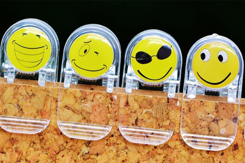 Expresión de emociones, los gestos trasmiten información