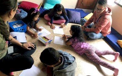 ¿Qué tan importante es que nuestros niños empiecen a relacionarse con otros niños para el desarrollo de su personalidad?