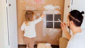 6 divertidos juegos para niños en casa, sana convivencia