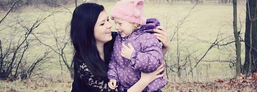 Resaltar lo positivo en los hijos