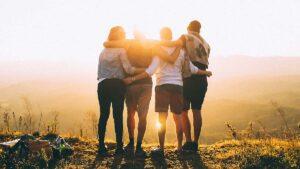 Abrazos 10 grandes beneficios, curitas para el corazón