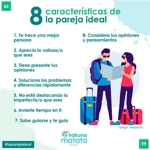 8 caracteristicas de la pareja ideal