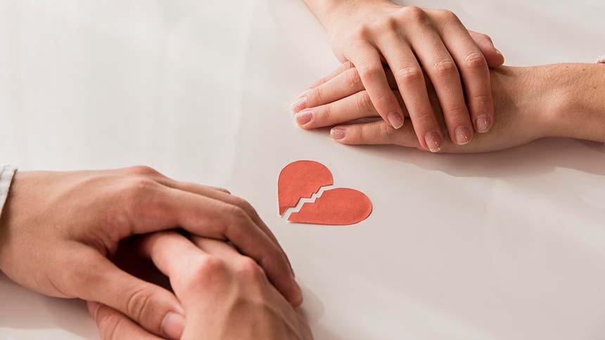 Terapia de separación de pareja