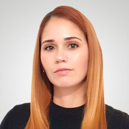 Psicóloga Erica Montoya