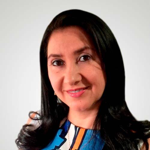 Psicóloga Maribel Chaverra