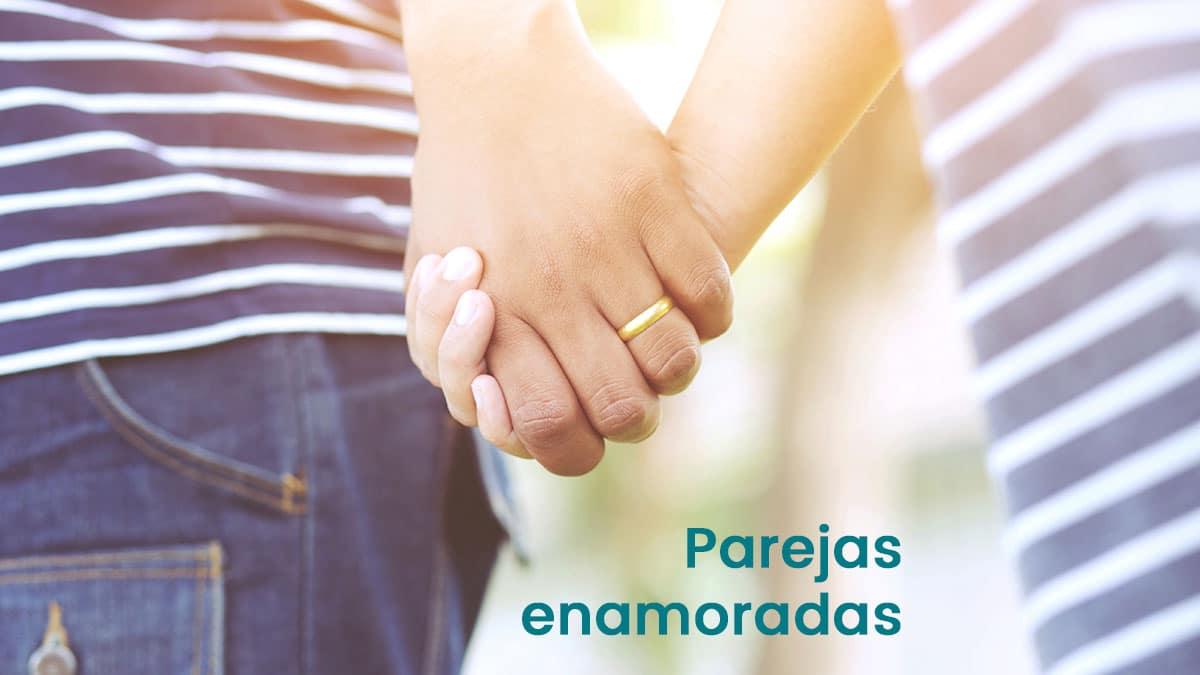 Hábitos de las parejas enamoradas y juegos para conocerse